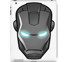 Iron man, grey-scale iPad Case/Skin