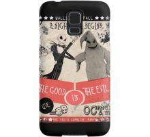 Good vs Evil Samsung Galaxy Case/Skin