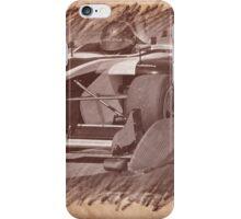 Formula Atlantic Racing Sketch 4 iPhone Case/Skin