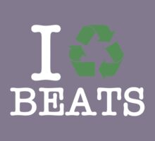 I Recycle Beats Kids Clothes