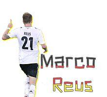 Marco Reus by ihartjoehart