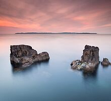 Pans Rock  Northern Ireland  Co Antrim  Ballycastle Northern Ireland by Zdrojewski