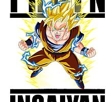 Train Insaiyan by Cookie money