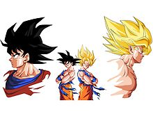 Goku Dbz by Cookie money
