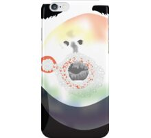 The thing about bubbles is... iPhone Case/Skin