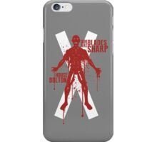 House Bolton Game of Thrones Shirt iPhone Case/Skin