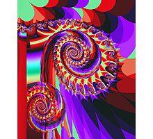 The big Spiral Photographic Print