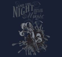 And the night shall be filled with music by ACImaging