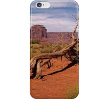 Gnarled Beauty of the Valley iPhone Case/Skin