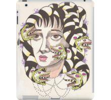 Lydia Deetz (Beetlejuice) as Medusa  iPad Case/Skin
