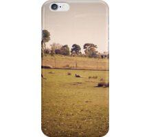 Kangaroo Flats iPhone Case/Skin