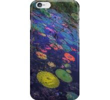 Psychedelic shore iPhone Case/Skin