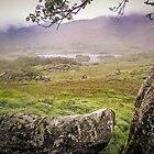 Mist Killarney Ladies View by TonyCrehan