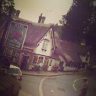 Crab Inn by jembystarlight
