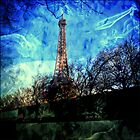 To See The Eiffel Tower Is To Fall In Love by Ian Mooney