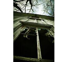 Window Tales Photographic Print