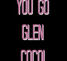 Glen Coco by hayleyidk