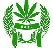 Marijuana by doobclothing