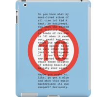 Afterlife on IMAX iPad Case/Skin