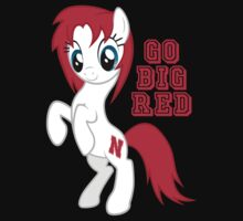 Go Big Red by sirhcx