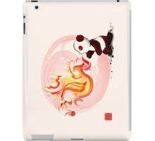 Fire Breathing Panda iPad Case/Skin
