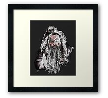 Radagast the brown Framed Print