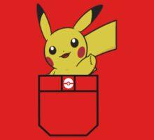 Pikachu In My Pocket by Joe Bolingbroke