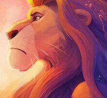 The Lion King Profile - Disney by Mellark90
