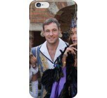 Sonia, Marc Baylis and Zoe Birkett in Sleeping Beauty iPhone Case/Skin