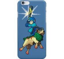 Go-Goat and Mega Man iPhone Case/Skin