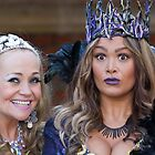 Pop Idol Sonia and Zoe Birkett in Sleeping Beauty by Keith Larby