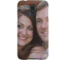 Sophia Thierens and Marc Baylis in Sleeping Beauty Samsung Galaxy Case/Skin