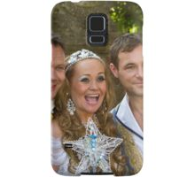 Jamie Rickers, Pop idol Sonia and Marc Baylis in Sleeping Beauty Samsung Galaxy Case/Skin