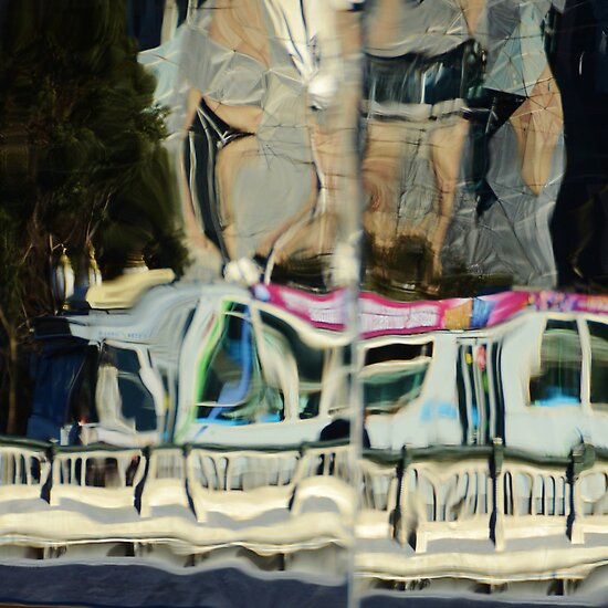 Impressions of Melbourne by Georgie Hart