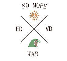 No More War Photographic Print
