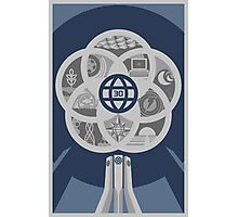 EPCOT Center 30th Anniversary Photographic Print