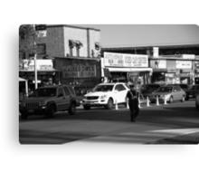 New York Street Photography 24 Canvas Print