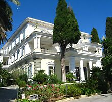 Achilleion palace by Newstyle