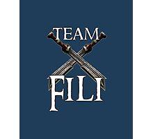 Team Fili Photographic Print