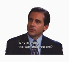 Michael Scott - Why Are You The Way That You Are? by TellAVision
