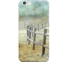 Don't Fence Me In iPhone Case/Skin