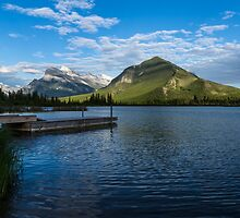 Vermilion Lakes 2 by MichaelJP