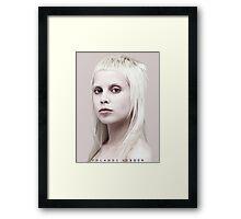 DIE ANTWOORD Yo-landi Visser (4) T-Shirt Framed Print
