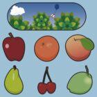 Fruits by TonetBunyolaire