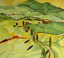 Tuscany by tiffanybudd