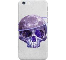 Cosmic Skull  iPhone Case/Skin