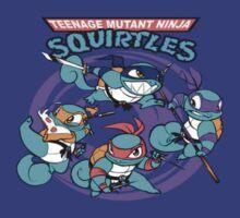 Teenage Mutant Ninja Squirtles  by zsemba