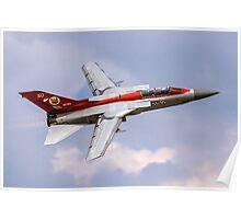 Firebird Alpha Uniform  Poster