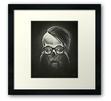 N.E.R.D. - (No-One Ever Really Dies) Framed Print