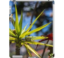 Spike Plant - Nature Photography  iPad Case/Skin